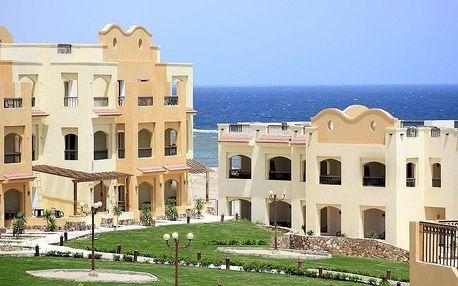 Egypt - Marsa Alam na 8 dní, all inclusive s dopravou letecky z Brna nebo Ostravy
