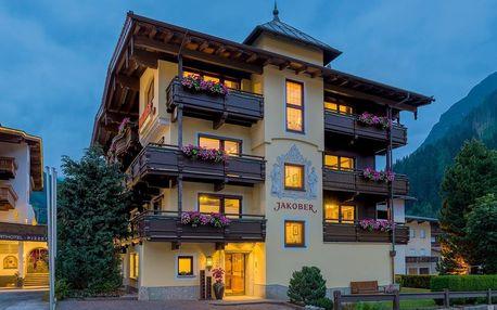 Rakousko, Tyrolsko: Hotel-Garni Jakober