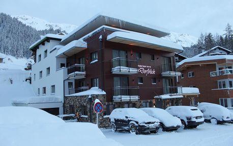 Rakousko, Tyrolsko: Hotel Garni Dorfblick