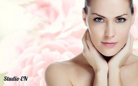 60minutové luxusní kosmetické ošetření pro ženy ve studiu EN v Praze