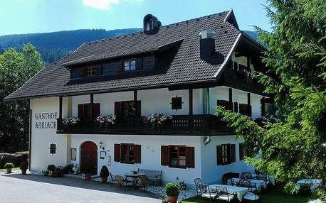 Rakousko, Korutany: Gasthof Arriach