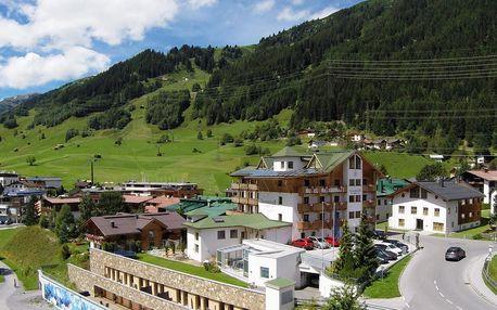 Rakousko, Tyrolsko: Hotel Nassereinerhof