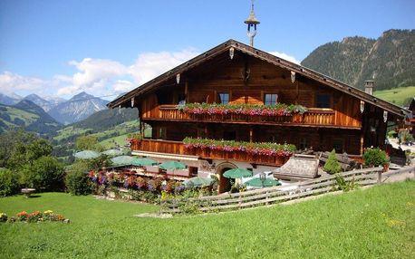 Rakousko, Tyrolsko: Alpengasthof Rossmoos