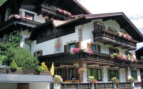 Rakousko, Tyrolsko: Pension Elisabeth
