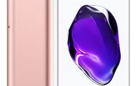 Mobilní telefon Apple iPhone 7 Plus 128 GB - Rose Gold (MN4U2CN/A) Software F-Secure SAFE, 3 zařízení / 6 měsíců v hodnotě 979 Kč + DOPRAVA ZDARMA