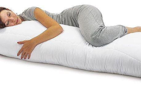 4Home Relaxační polštář Náhradní manžel (Dakimakura), 45 x 120 cm