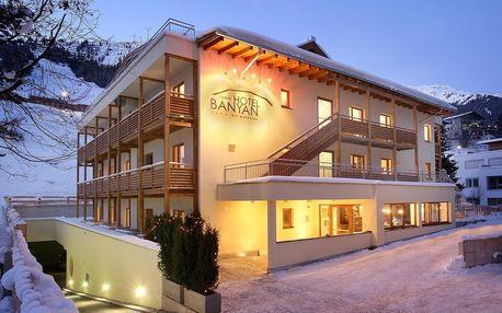 Rakousko, Tyrolsko: Banyan
