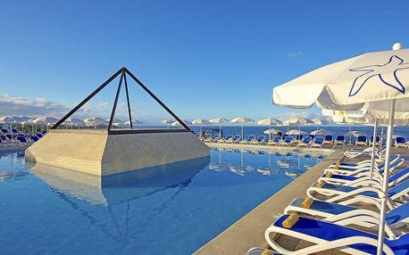 Kanárské ostrovy - Tenerife na 11 dní, all inclusive, polopenze nebo snídaně s dopravou letecky z Prahy