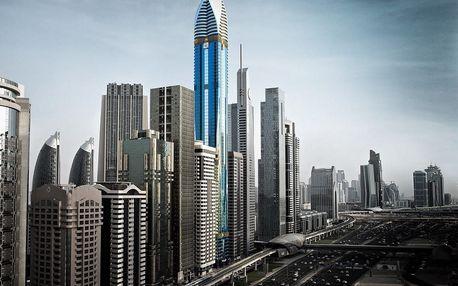 Spojené arabské emiráty - Dubai na 8 až 11 dní, polopenze nebo snídaně s dopravou letecky z Bratislavy