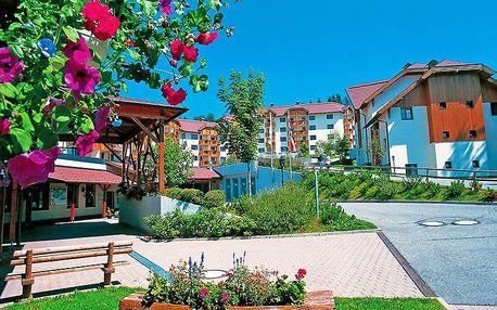 Majestátní rakouské Alpy v létě v hotelu poblíž Villachu s wellness, polopenzí a slevami + pobyt i na celý týden