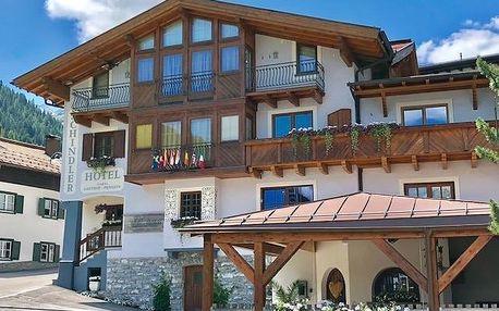 Rakousko, Tyrolsko: Hotel Garni Schindler