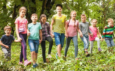 Podsadový tábor na 8 nebo 15 dní u Rabštejna