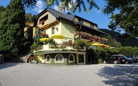 Rakousko, Salcbursko: Landgasthof Hubertusstubn