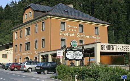 Rakousko, Tyrolsko: Hotel Gasthof Stefansbrücke