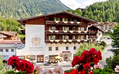 Rakousko, Tyrolsko: Hotel Neuwirt