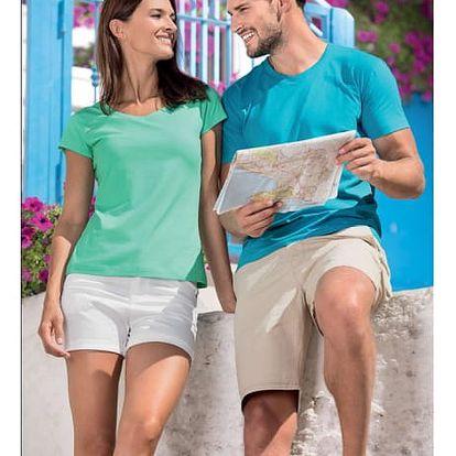 Pánské tričko s výstřihem do V Slim Fit
