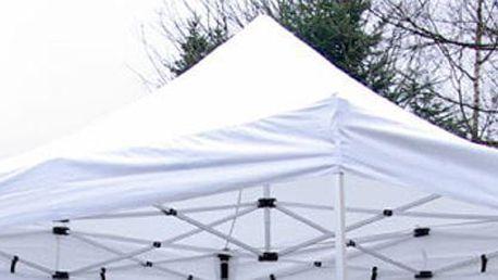 Garthen PROFI 702 Náhradní střecha na zahradní skládací stan 3 x 3 m bílá