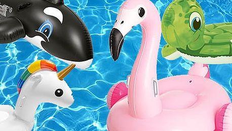 Nafukovací zvířátka pro děti do bazénu