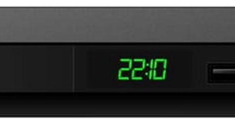 DVB-T2 přijímač Tesla Duplex T2 Dual černý