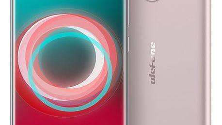 Mobilní telefon UleFone Power 3S Dual SIM (6937748732273) zlatý Software F-Secure SAFE, 3 zařízení / 6 měsíců v hodnotě 979 Kč + DOPRAVA ZDARMA
