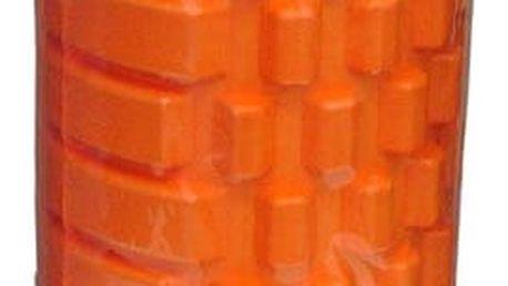 CorbySport 39807 Masážní válec - roller, ORANŽOVÝ