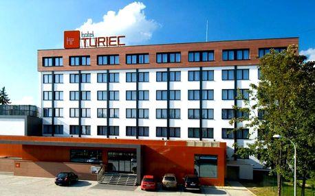 Letný pobyt v modernom, vysoko hodnotenom Hoteli Turiec****