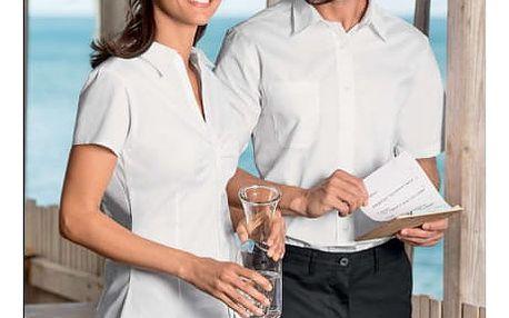 Dámská košile s krátkým rukávem Chic