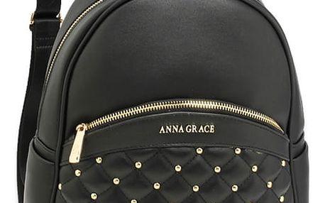 Dámský černý batoh Sailor 590