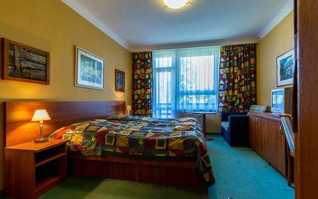 Garni hotel v romantické oblasti na poloostrově Ždáň