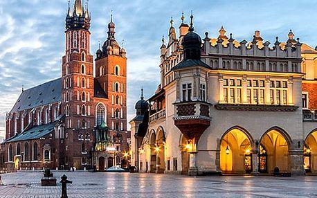 Pobyt v zámeckém hotelu Daisy Superior *** v Krakově, snídaně, sauna, bazén neomezeně, slevy.