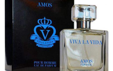 Luxusní české parfémy Viva la Vida pro muže i ženy