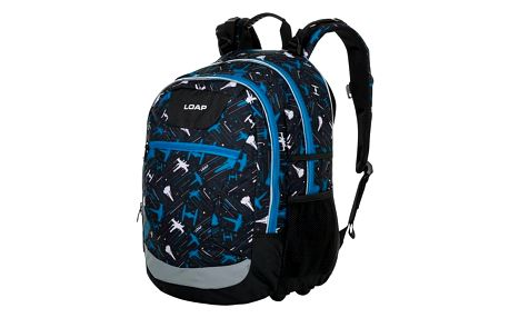 Loap ELLIPSE black/blue
