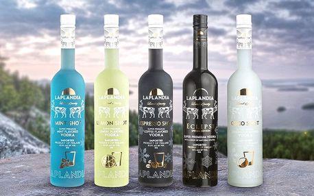 Laplandia: finská vodka v superprémiové kvalitě