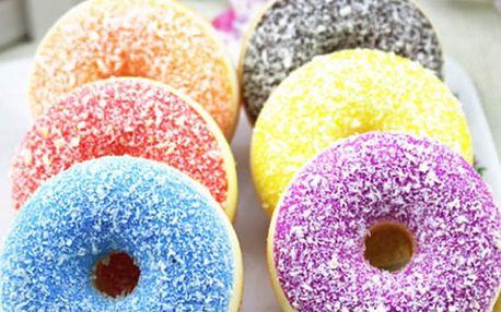 Antistresový koblih Donut