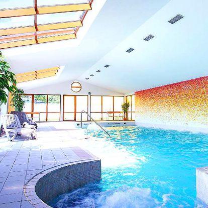 Lázně Vyšné Ružbachy v penzionu s neomezeným vstupem do bazénu, slevou na wellness procedury a snídaní