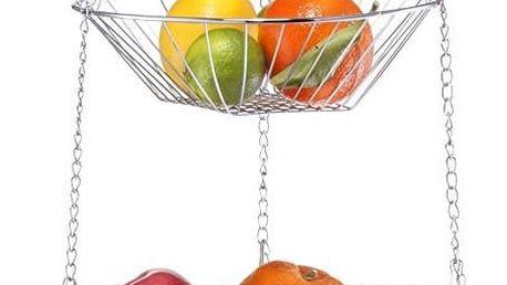 Koš kuchyňský na ovoce, 3 úrovně, ZELLER