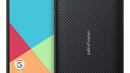 Mobilní telefon UleFone S7 Dual SIM (6937748731504) černý Software F-Secure SAFE, 3 zařízení / 6 měsíců v hodnotě 979 Kč