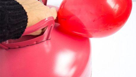 Helium na plnění balónů 450l