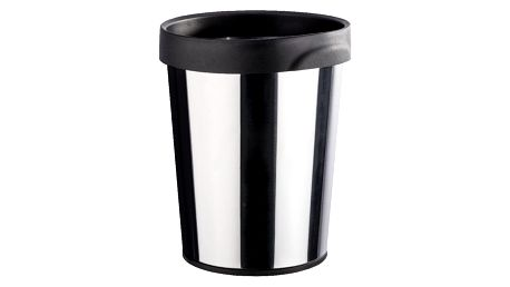 Kulatý odpadkový koš Wenko Rubbish,12l