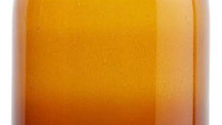 Tmavě oranžová skleněná váza De Eekhoorn Chemistry, výška30cm