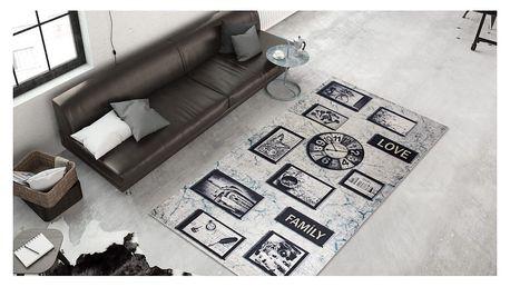 Odolný koberec Vitaus Adams,80x150cm