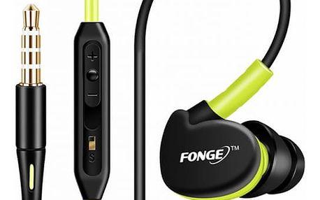 Pohodlná sportovní sluchátka - 4 barvy