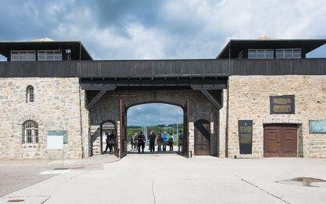 Linec a Mauthausen, jednodenní zájezd do Rakouska