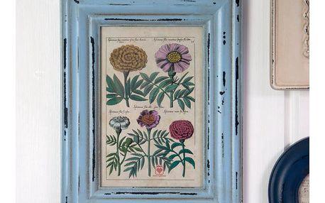 Modrý rámeček Rex London Heritage