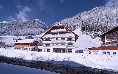 Rakousko, Tyrolsko: Hotel Fatlar
