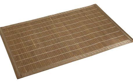 Podložka bambusová BAMBOO, koupelnový kobereček WENKO