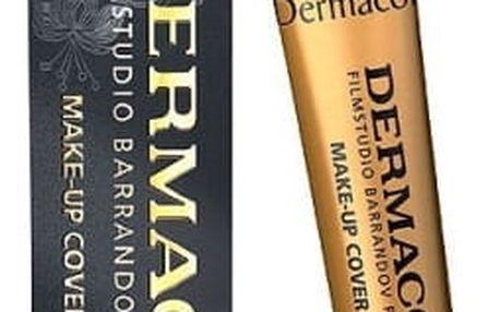 Dermacol Make-Up Cover SPF30 30 g makeup pro ženy 218
