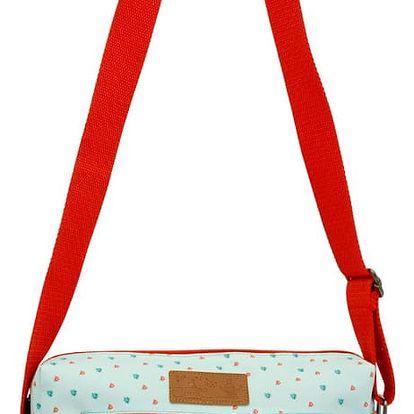 Oboustranná kabelka přes rameno Santoro London Kori Kumi An Apple A Day