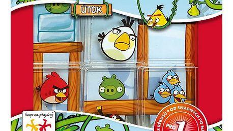 SMART - Angry Birds hlavolam - VÝPRODEJ