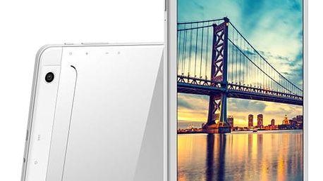 Dotykový tablet iGET SMART G101 (84000206) stříbrný/bílý Software F-Secure SAFE, 3 zařízení / 6 měsíců v hodnotě 979 Kč